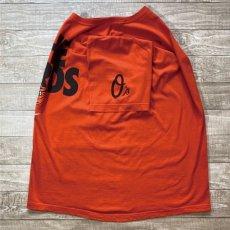 画像9: 「NIKE(ナイキ)」MLB ボルチモア・オリオールズ O's THE BIRDS オレンジ Tシャツ (9)