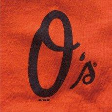 画像10: 「NIKE(ナイキ)」MLB ボルチモア・オリオールズ O's THE BIRDS オレンジ Tシャツ (10)