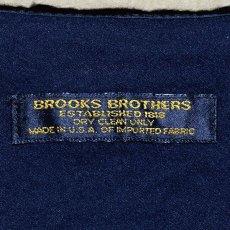画像12: 「Brooks Brothers(ブルックスブラザーズ)」USA製 ライナー付き スウィングトップ ハリントン ドリズラー ブルゾン (12)