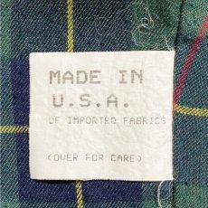 画像15: 「Brooks Brothers(ブルックスブラザーズ)」USA製 ライナー付き スウィングトップ ハリントン ドリズラー ブルゾン (15)
