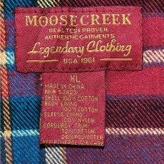 画像14: 「MOOSE CREEK(ムース クリーク)」ブラウン 衿コーデュロイ ダック フィールドコート (14)