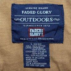 画像13: 「FADED GLORY(フェイデッドグローリー)」ブラウン ダック フィールドコート (13)