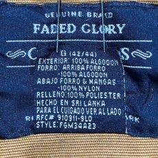 画像14: 「FADED GLORY(フェイデッドグローリー)」ブラウン ダック フィールドコート (14)
