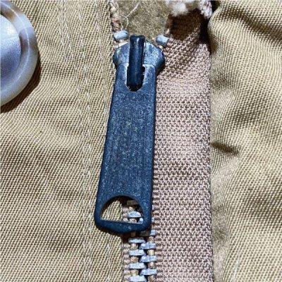 画像2: 「sir jac(サージャック)」ベージュ 50s 60s ボアライニング ステンカラー コート