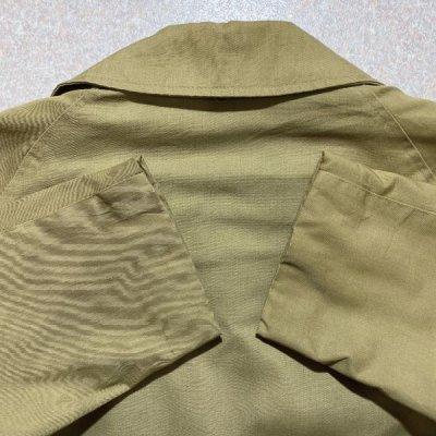 画像3: 「sir jac(サージャック)」ベージュ 50s 60s ボアライニング ステンカラー コート