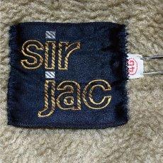 画像15: 「sir jac(サージャック)」ベージュ 50s 60s ボアライニング ステンカラー コート (15)