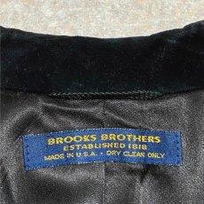 画像8: 「Brooks Brothers(ブルックスブラザーズ)」USA製 ヘリンボーン ロング チェスターコート【送料無料】 (8)