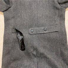 画像16: 「Brooks Brothers(ブルックスブラザーズ)」USA製 ヘリンボーン ロング チェスターコート【送料無料】 (16)