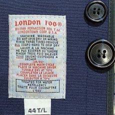 画像7: 「London Fog(ロンドンフォグ)」脱着式ライナー 44T/L USA製 70s 80s トレンチコート【送料無料】 (7)