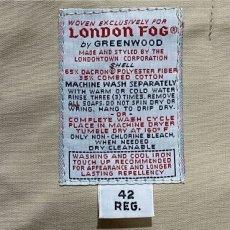 画像7: 「London Fog(ロンドンフォグ)」脱着式ライナー 42REG USA製 70s 80s ステンカラーコート【送料無料】 (7)