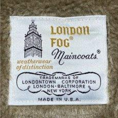 画像15: 「London Fog(ロンドンフォグ)」脱着式ライナー 42REG USA製 70s 80s ステンカラーコート【送料無料】 (15)