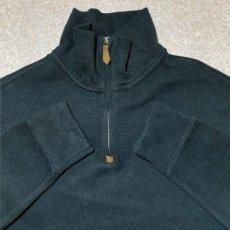 画像8: 「Polo RALPH LAUREN(ポロ ラルフローレン)」ポニー刺繍 ハーフジップ ブラック ニット (8)