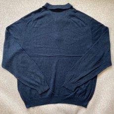 画像10: 「Brooks Brothers(ブルックスブラザーズ)」3ボタン 長袖ニットポロシャツ (10)