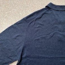 画像14: 「Brooks Brothers(ブルックスブラザーズ)」3ボタン 長袖ニットポロシャツ (14)