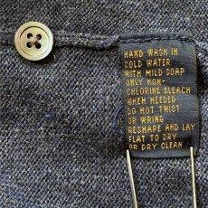 画像15: 「Brooks Brothers(ブルックスブラザーズ)」3ボタン 長袖ニットポロシャツ (15)