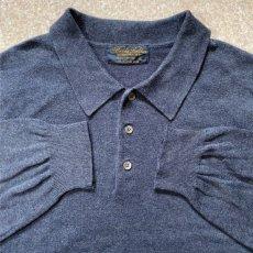 画像6: 「Brooks Brothers(ブルックスブラザーズ)」3ボタン 長袖ニットポロシャツ (6)