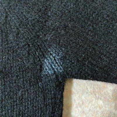 画像3: 「L.L.Bean(エルエルビーン)」ウールマーク ブラック シェットランド ピュアウール ニット