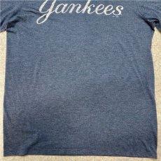 画像5: 「NIKE(ナイキ)」MLB ニューヨークヤンキース NEW YORK YANKEES 杢チャコール Tシャツ (5)