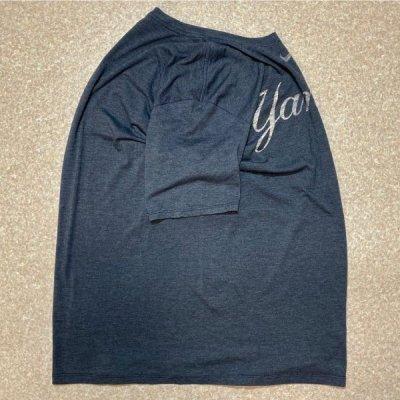 画像2: 「NIKE(ナイキ)」MLB ニューヨークヤンキース NEW YORK YANKEES 杢チャコール Tシャツ