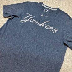 画像15: 「NIKE(ナイキ)」MLB ニューヨークヤンキース NEW YORK YANKEES 杢チャコール Tシャツ (15)