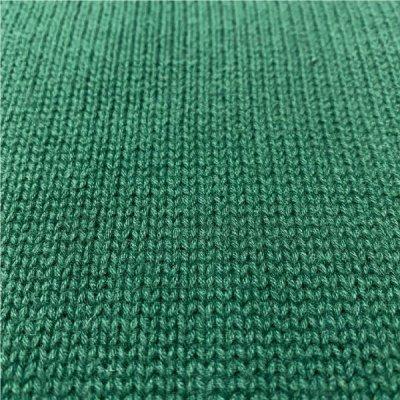 画像2: 「Polo RALPH LAUREN(ポロ ラルフローレン)」クルーネック グリーン 90s ポニー刺繍 コットン ニット